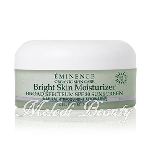 Eminece Bright Skin Moisturizer SPF30 美白防曬保濕面霜
