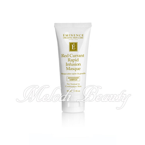 Eminence Red Currant Rapid Infusion Mask 紅加侖子極緻美面膜