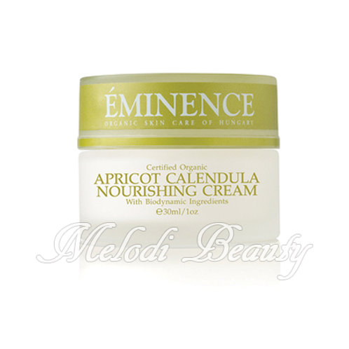 Eminence Apricot Calendula Nourishing 有機杏桃金盞花滋養面霜