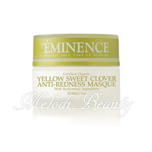 Eminence Yellow Sweet Clover Anti-Redness 甜苜蓿抗紅面膜