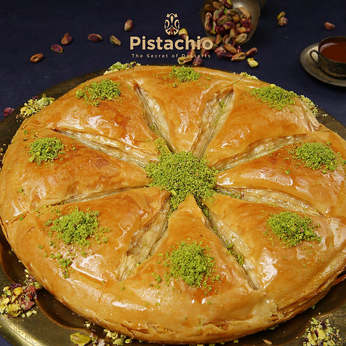 Turkish Baklava Tray