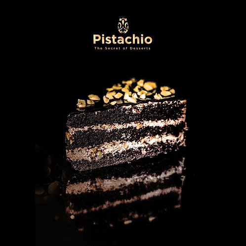 Hazelnut Chocolate cake Tore