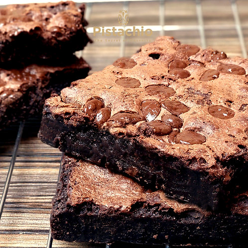 Chocolate Chips Brownies
