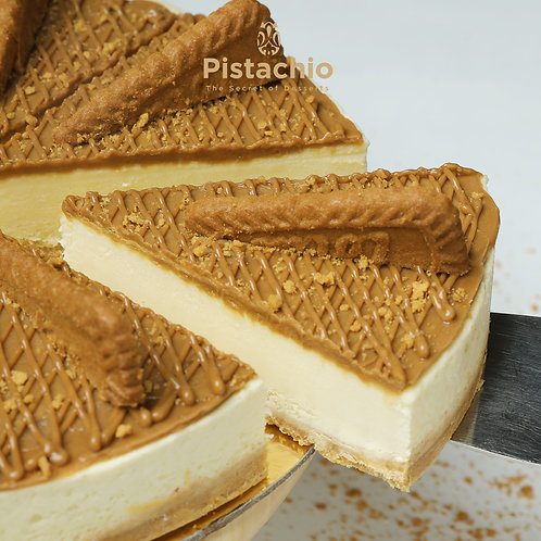 Lotus Cheesecake Torte