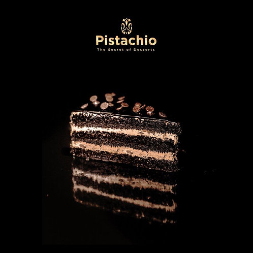 Dark Chocolate Cake Tore