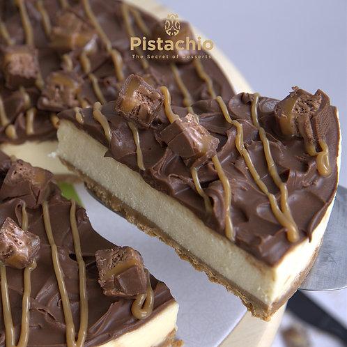 Mars Cheesecake Torte