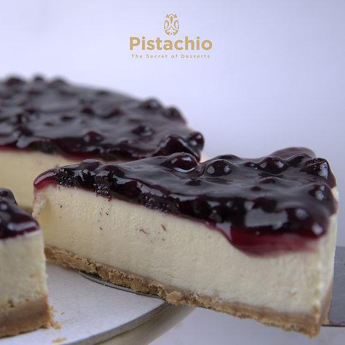 Blueberry Cheesecake Torte