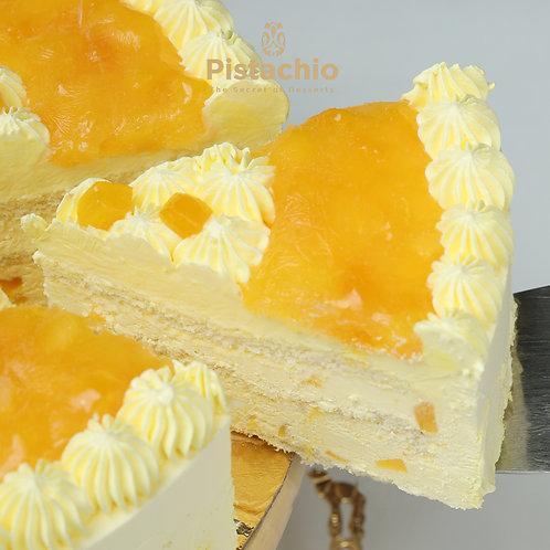 Mango Cake Torte