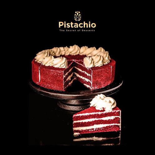 Red Velvet Cake Torte