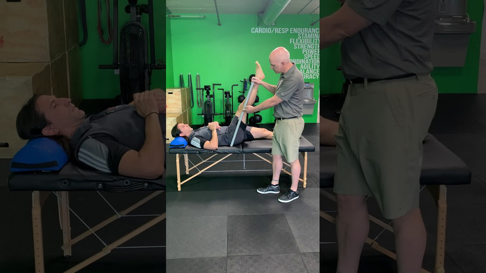 Straight Leg Raise Test