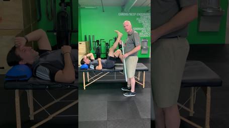 Functional Hamstring Flexibility