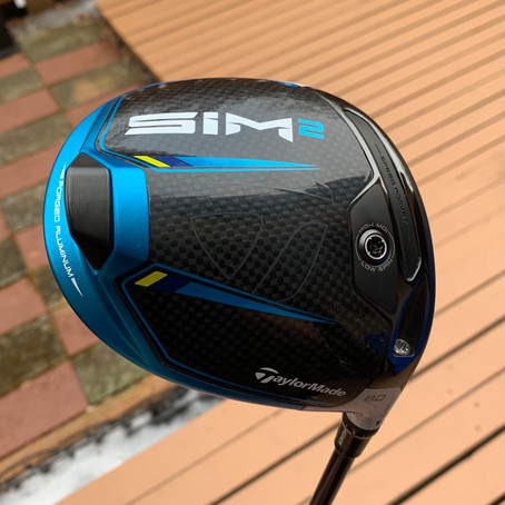 Taylormade Sim2 Review