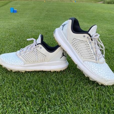 The Jordan Trainer ST Golf Shoe
