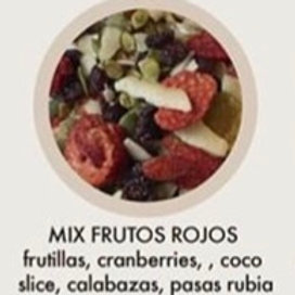 Mix Frutos Rojos