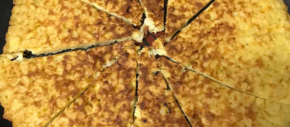 Pasta Omelette / La Frittata di Pasta