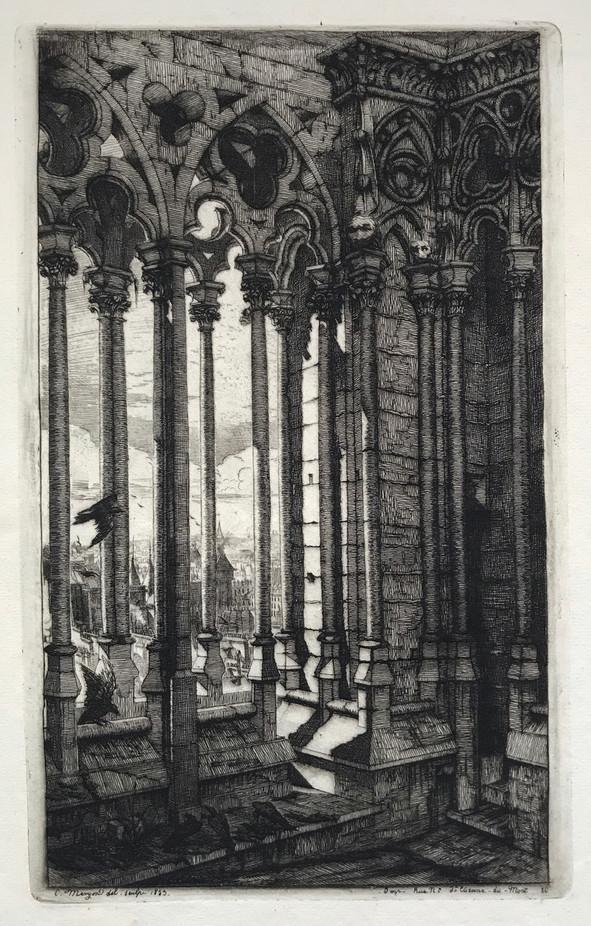 The Gallery of Nôtre-Dame, Paris