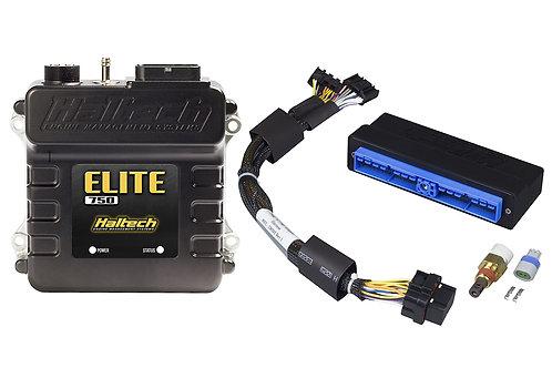 Haltech Elite 750 + Nissan PatrolY60 & Y61(TB45) Plug'n'Play Adaptor Harness Kit