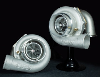 Precision Turbo Mirror Image GEN2 PT6266 Turbochargers- Reverse Rotation