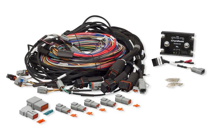 Haltech Elite 2500 & Race Expansion Module 16 Injector Universal Integrated...