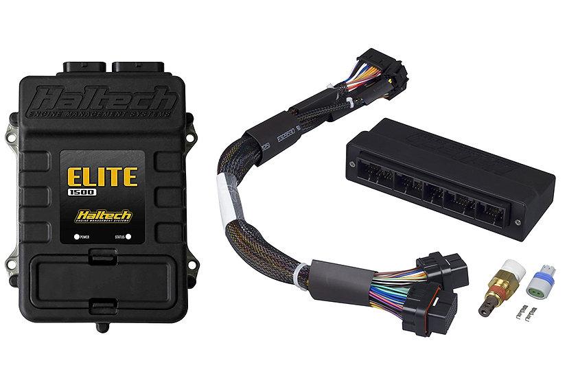 Haltech Elite 1500 + Nissan SilviaS14 S1'ZENKI'Plug 'n' Play Adaptor Harness Kit