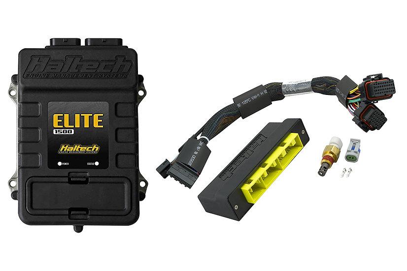 Elite 1500 + Mitsubishi Galant VR4 and Eclipse 1G Plug 'n' Play Adaptor Harness