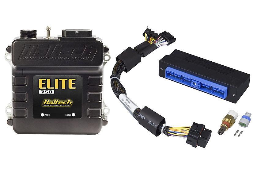Haltech Elite 750 + Nissan Patrol Y60 (TB42) Plug 'n' Play Adaptor Harness Kit