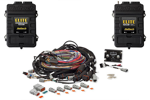 Elite 2500 + Race Expansion Module (REM) + 16 Injector Integrated Universal Wire