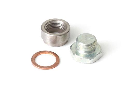 Haltech O2 Sensor weld-on bung THREAD: M18 x1.5