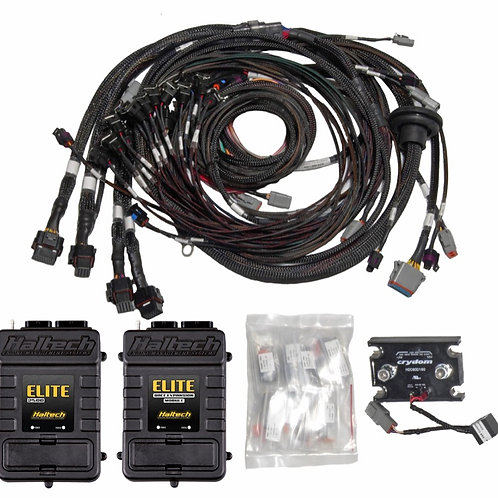Haltech Elite 2500 & REM + 16 Inj V8 Small/Big Block GM, Ford,Chrysler...