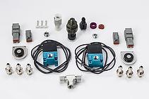 Haltech CO2 Boost Control Dual Solenoid & Pressure Sensor Kit.webp