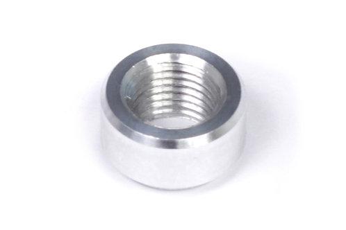Haltech Weld Fitting - Aluminum THREAD: M12 x 1.5