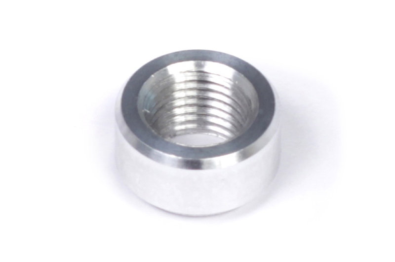 Haltech Weld Fitting - Aluminum THREAD: M14 x 1.5
