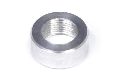 Haltech Weld Fitting - Aluminum THREAD: 3/8 NPT 18TPI