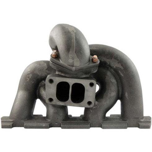 SPA Exhaust Manifold VAG 2.0 TFSI / TSI transverse - Cast - T3 TwinScroll WG