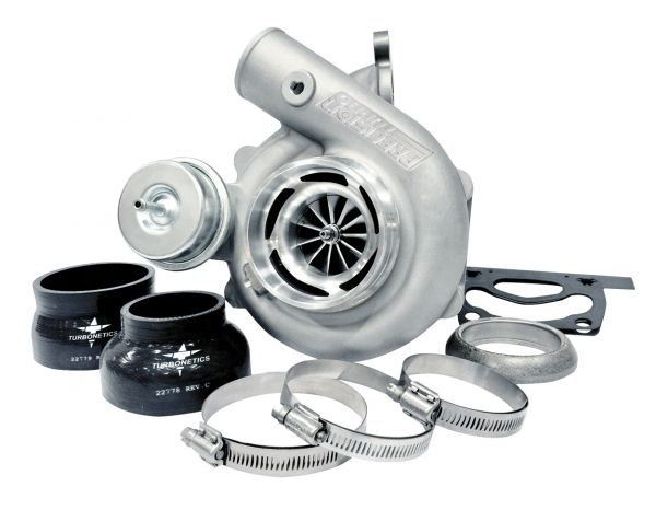 Precision Turbo Upgrade 2.3L EcoBoost Ford Mustang Turbocharger