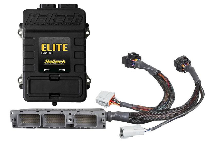 Elite 2500 + Toyota Supra JZA80 2JZ (non VVTi) Plug 'n' Play Adaptor Harness Kit