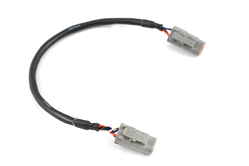 "Haltech Elite CAN Cable DTM-4 to DTM-4 LENGTH: 75mm (3"")"