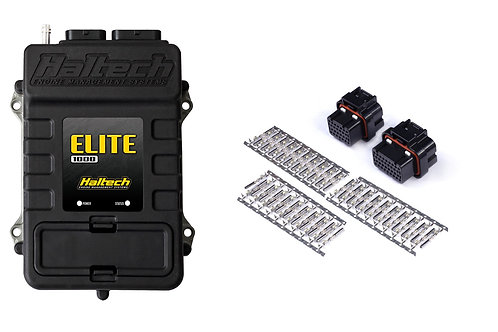 Elite 1000 ECU + Plug and Pin Set