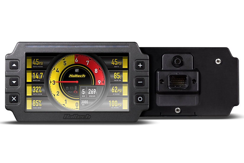 Haltech iC-7 OBD-II Colour Display Dash SIZE: 7in