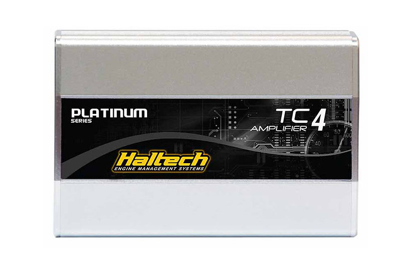 Haltech TCA4 - Quad Channel Thermocouple Amplifier (CAN ID - Box B)
