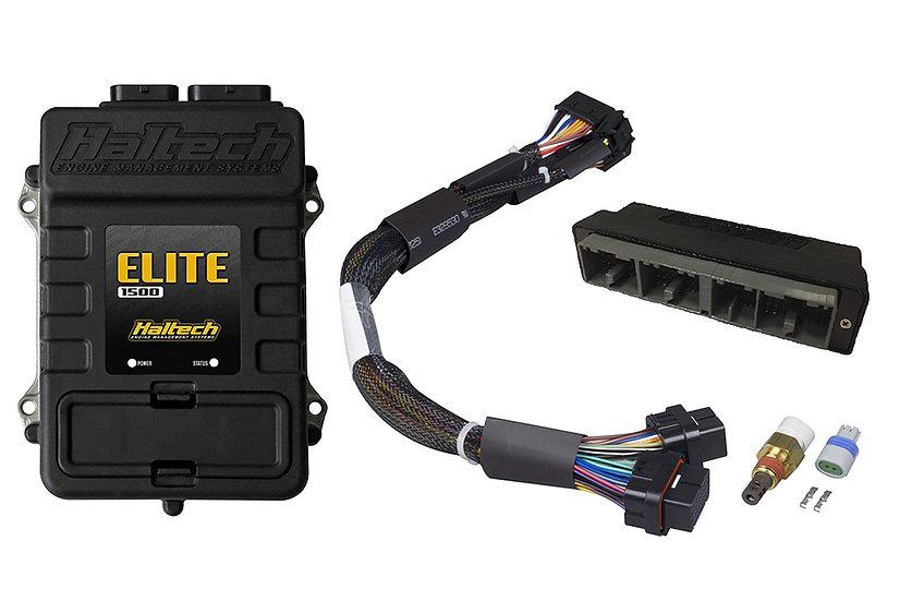 Haltech Elite 1500 + Subaru WRX MY97-98 Plug 'n' Play Adaptor Harness Kit