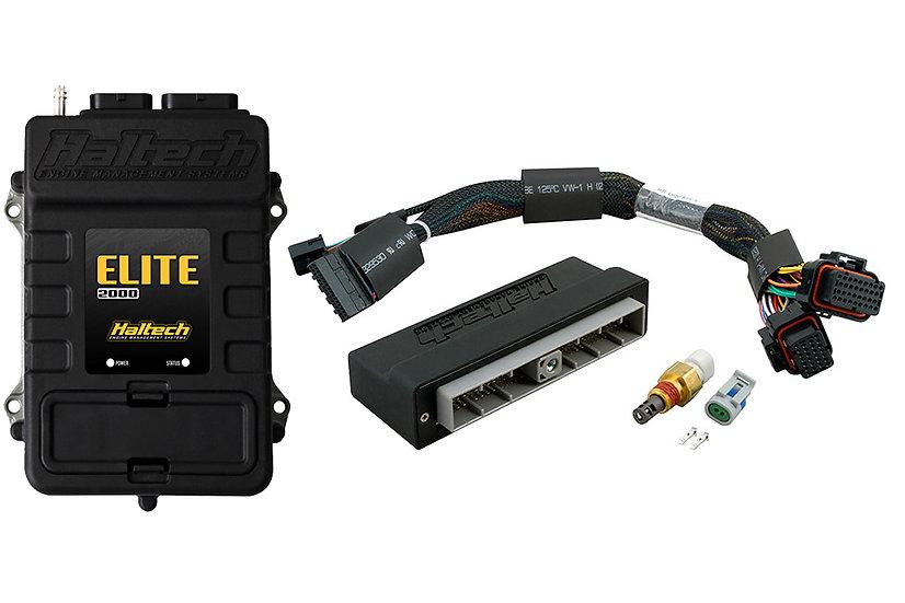 Elite 2000 + Nissan Skyline R34 GT-T / Stagea WC34 Plug'n'Play Adaptor Harness