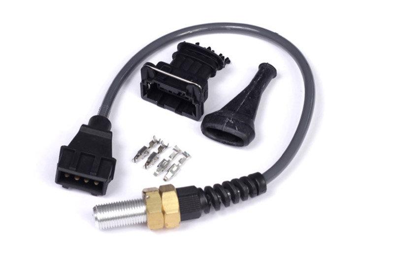 "Haltech S3 - Black Dual Channel Hall Effect Sensor THREAD: 1/2"" UNF"