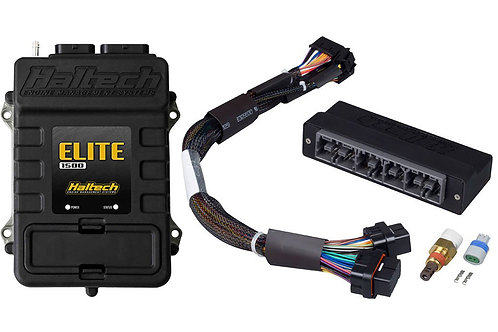 Haltech Elite 1500 + Mazda RX7 FD3S-S7&8 Plug 'n' Play Adaptor Harness Kit
