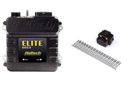 Elite 550 ECU + Plug and Pin Set