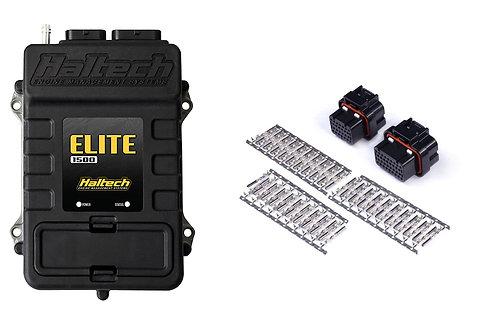Elite 1500 ECU + Plug and Pin Set