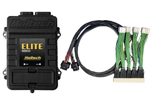 Haltech Elite 2500+ Lexus IS300 2JZ GE VVTi (02-05) Parallel Adaptor Harness Kit