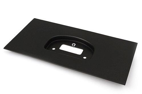 Haltech IQ3 Dash Moulded Panel Mount Textured Black SIZE:500mm x 250mm