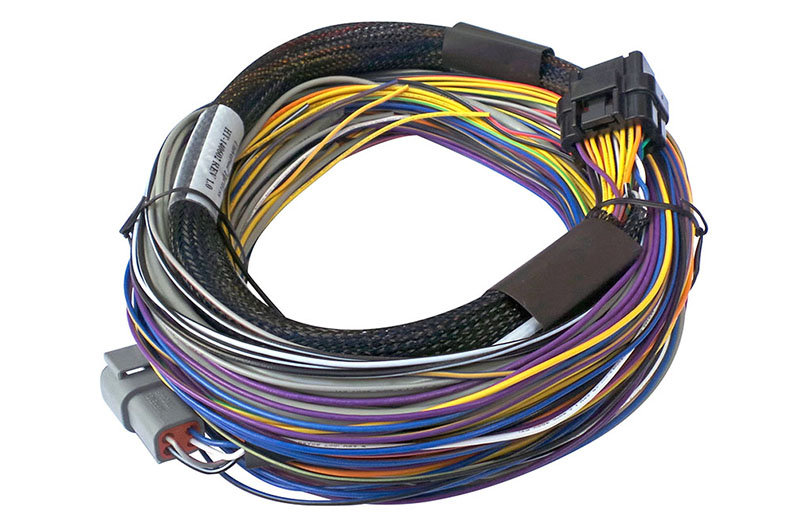 Haltech Elite 550 Basic Universal Wire-in Harness LENGTH: 2.5m (8')