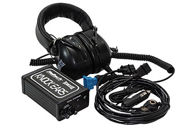 """Haltech Pro Tuner """"Knock Ears"""" Kit Dual Channel 2014 Spec"""